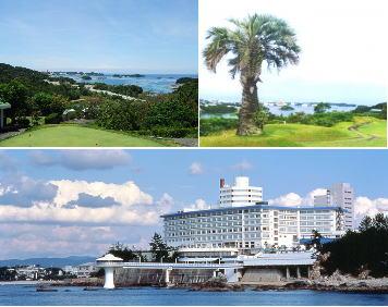 白浜ビーチゴルフ倶楽部  南紀白浜 梅樽温泉 ホテルシーモア
