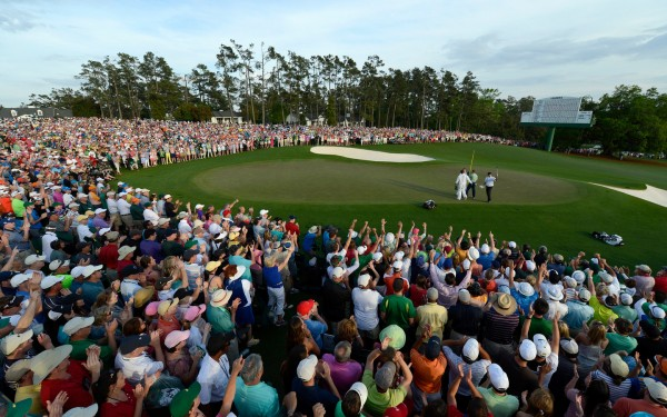 2014 Masters Final Round