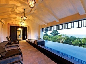 川奈ホテル 温泉