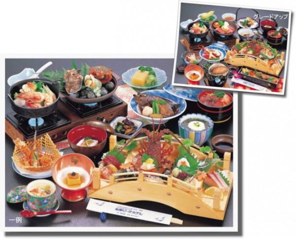 志摩ビーチホテル 夕食