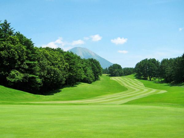 大山平原ゴルフ倶楽部